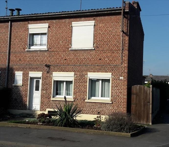 Sale house / villa Neuville saint remy 97000€ - Picture 1