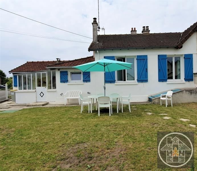 Vente maison / villa Thourotte 119 000€ - Photo 1