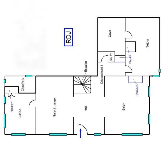 Venta de prestigio  casa Fayence 1260000€ - Fotografía 13