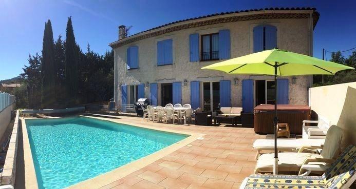 Sale house / villa Rocbaron 499550€ - Picture 3