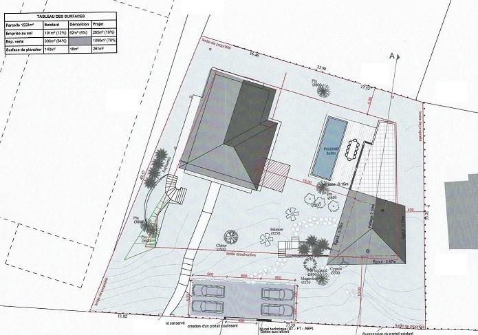 Sale building Pyla sur mer 1490000€ - Picture 1