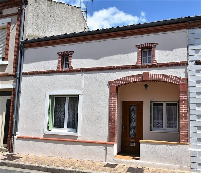 Vente maison / villa Carmaux 119 000€ - Photo 1