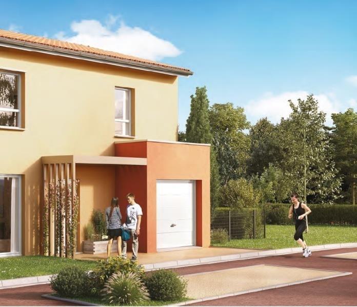 Vente maison / villa Mondonville 276900€ - Photo 5