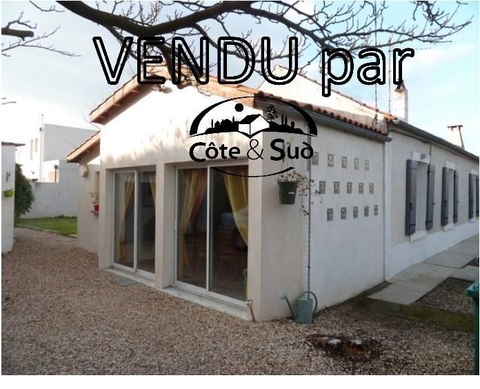 Venta  casa Le thou 189000€ - Fotografía 1