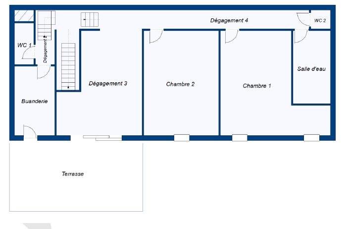 Sale apartment Millau 145000€ - Picture 3
