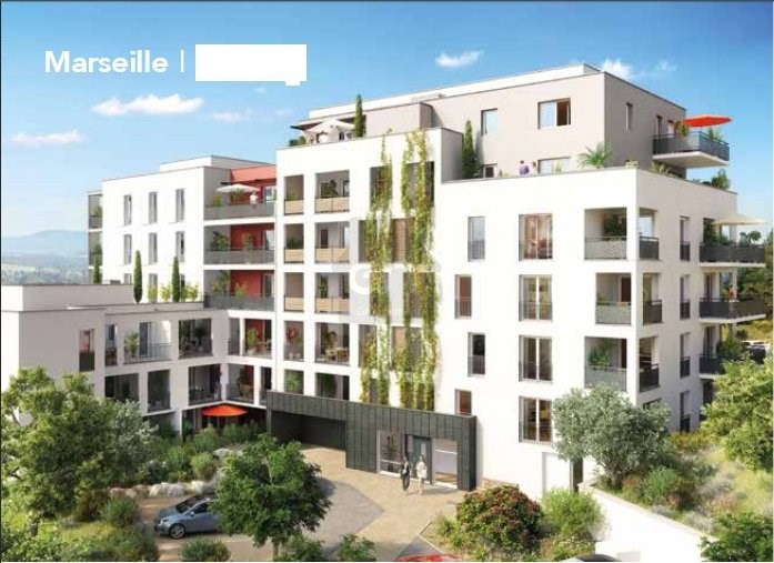 Vente appartement Marseille 14ème 198 000€ - Photo 2