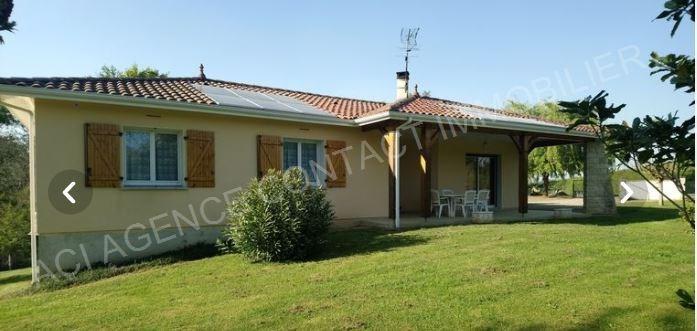 Sale house / villa Villeneuve de marsan 252000€ - Picture 1