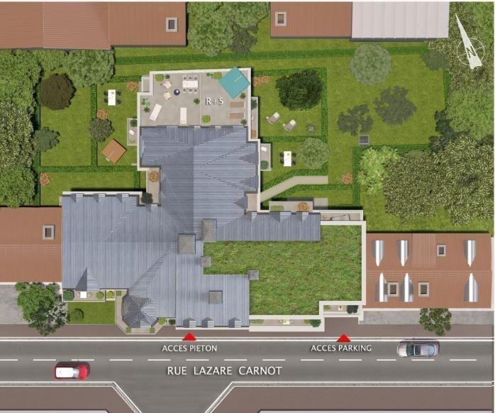 Verkoop  appartement Clamart 475000€ - Foto 2