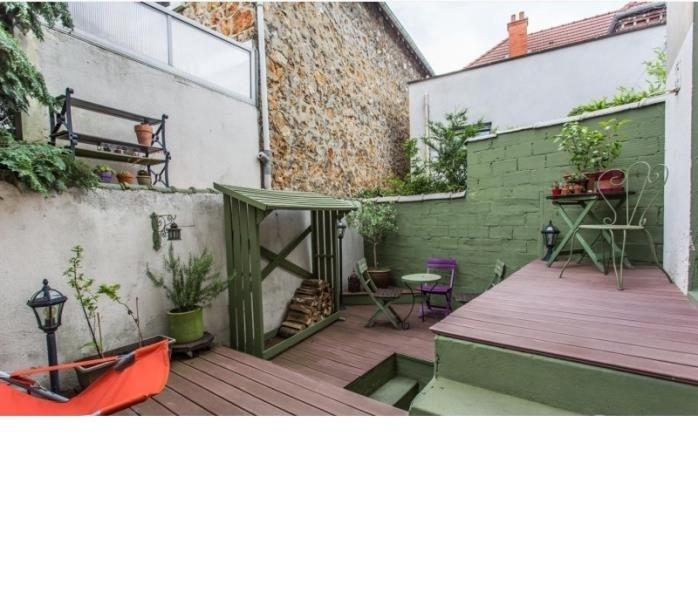 Vente maison / villa La varenne st hilaire 435000€ - Photo 10