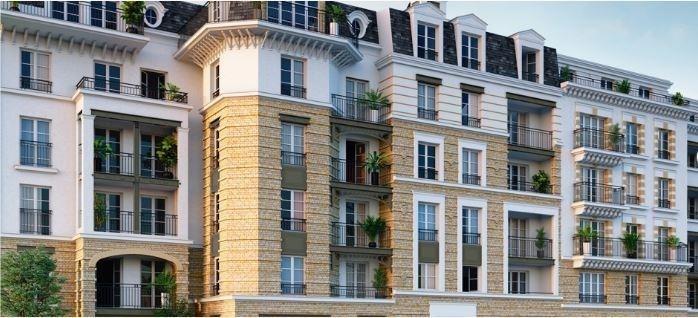 Verkoop  appartement Clamart 469000€ - Foto 1