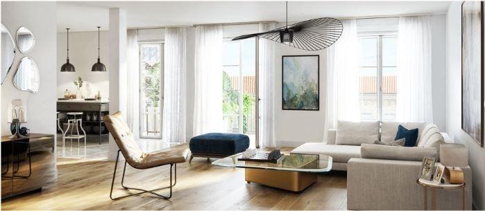 Verkoop  appartement Clamart 469000€ - Foto 3