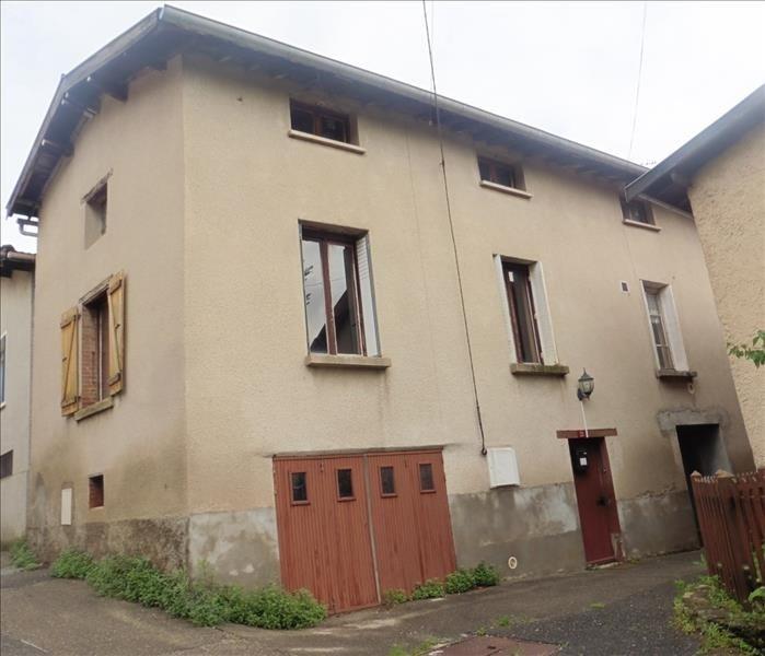 Vendita casa Loire sur rhone 115000€ - Fotografia 1