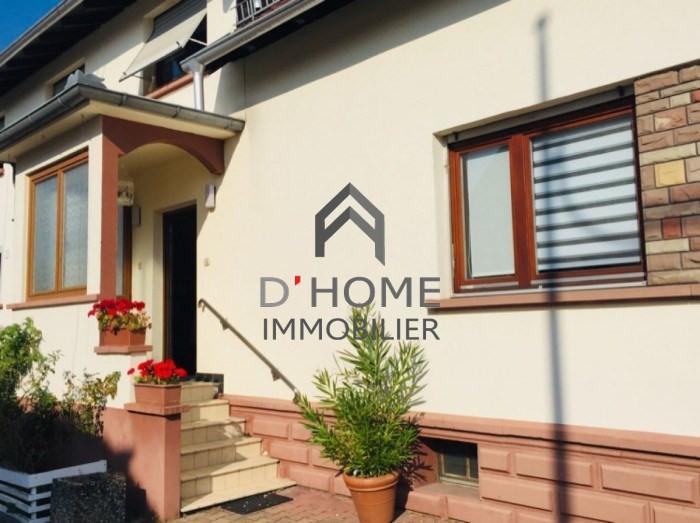Vente maison / villa Gambsheim 360000€ - Photo 1