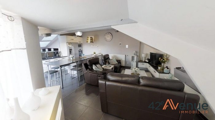 Vente appartement Firminy 152000€ - Photo 3