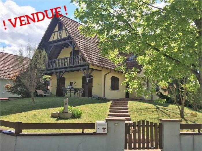 Venta  casa Schirrhein 279000€ - Fotografía 1