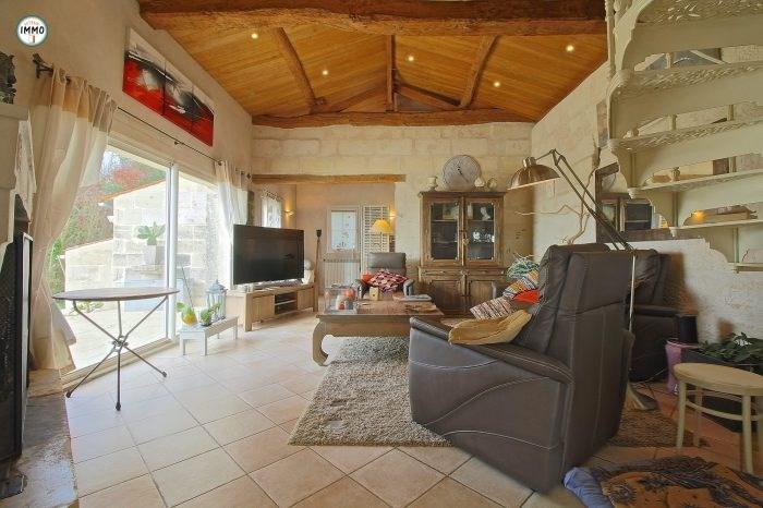 Deluxe sale house / villa Saint-dizant-du-gua 508800€ - Picture 2