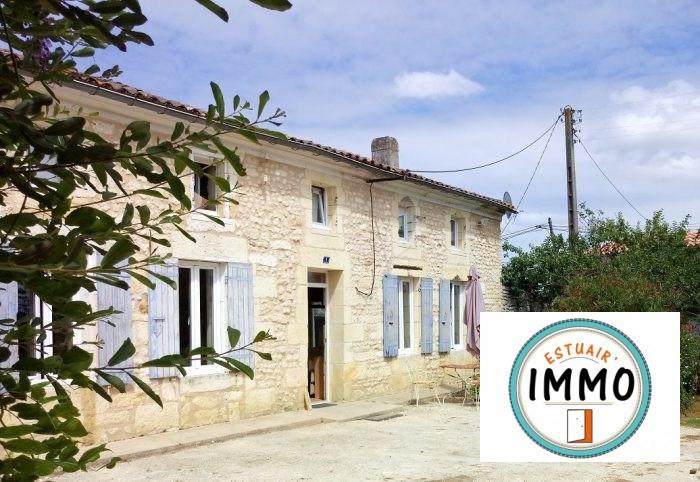 Sale house / villa Saint-germain-du-seudre 233900€ - Picture 1