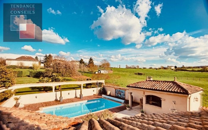 Vente maison / villa Laizé 495 000€ - Photo 3