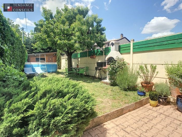 Vente maison / villa Gleizé 264000€ - Photo 1