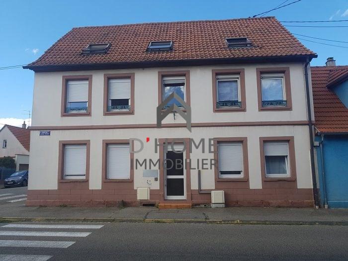 Investeringsproduct  appartement Bischwiller 84000€ - Foto 14