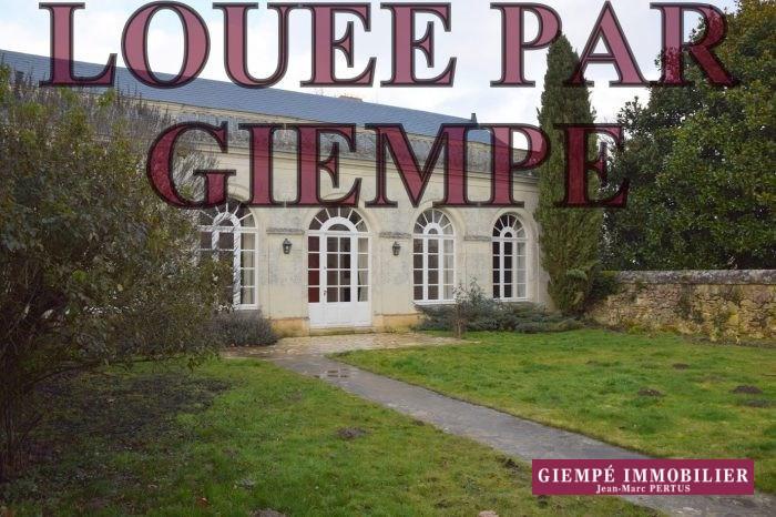 Location maison / villa Jarzé 680€ CC - Photo 1