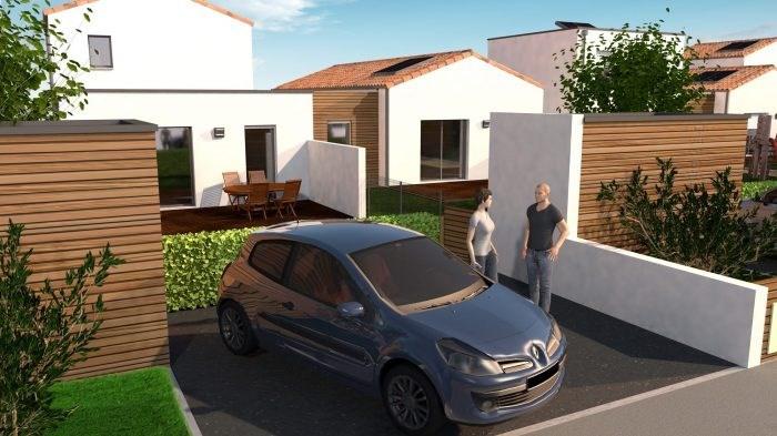 Sale house / villa Montaigu 274500€ - Picture 2