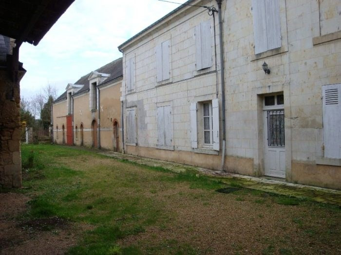 Sale house / villa Fougeré 80 000€ - Picture 1