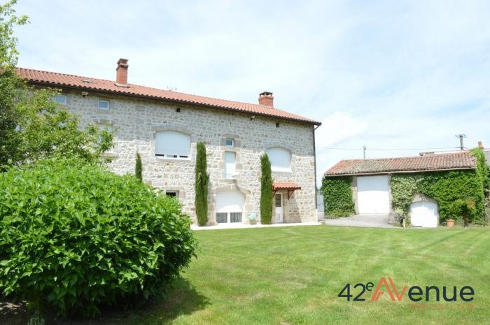 Revenda residencial de prestígio casa Rozier-côtes-d'aurec 514000€ - Fotografia 13