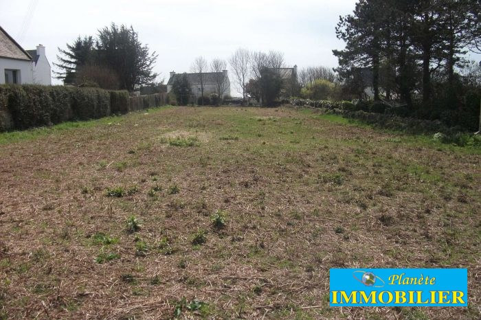 Vente terrain Plouhinec 71 690€ - Photo 1