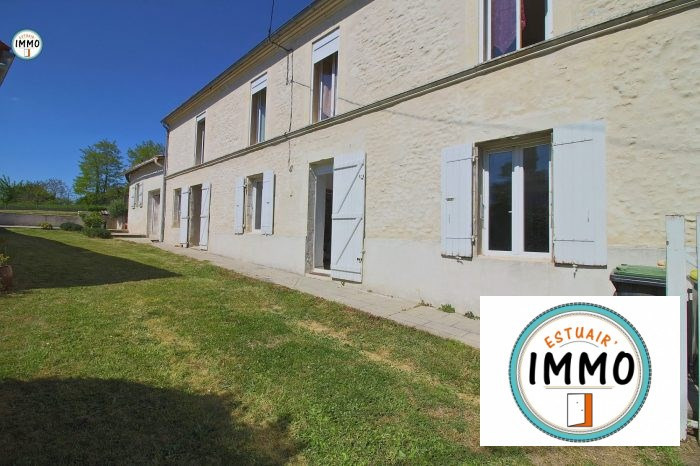 Sale house / villa Mortagne-sur-gironde 197210€ - Picture 1