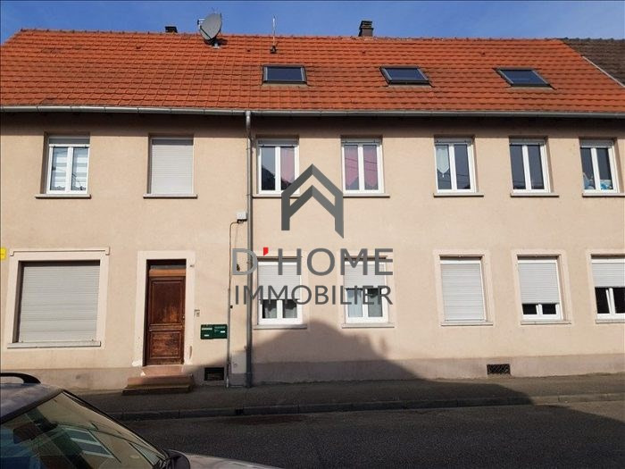 Investment property building Bischwiller 367500€ - Picture 1