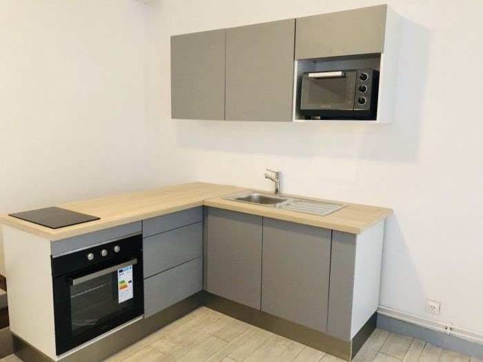 Rental apartment Vernon 520€ CC - Picture 1