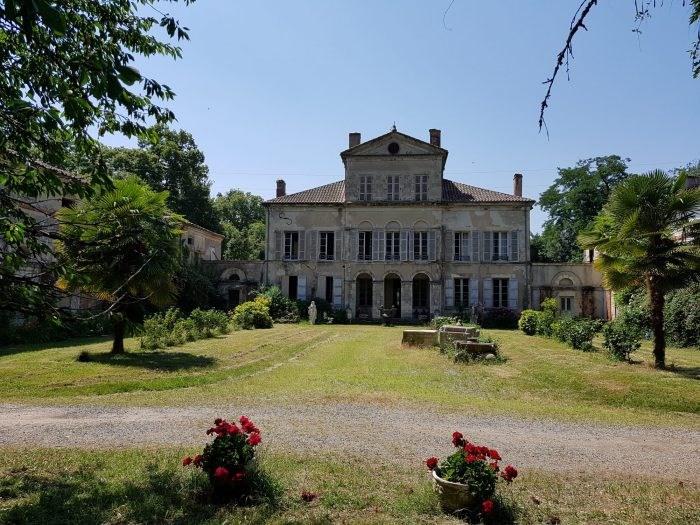 Viager château Mont-de-marsan 385000€ - Photo 1