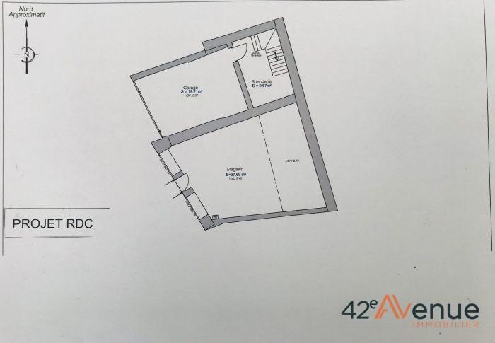 出售 住宅/别墅 Andrézieux-bouthéon 90000€ - 照片 1