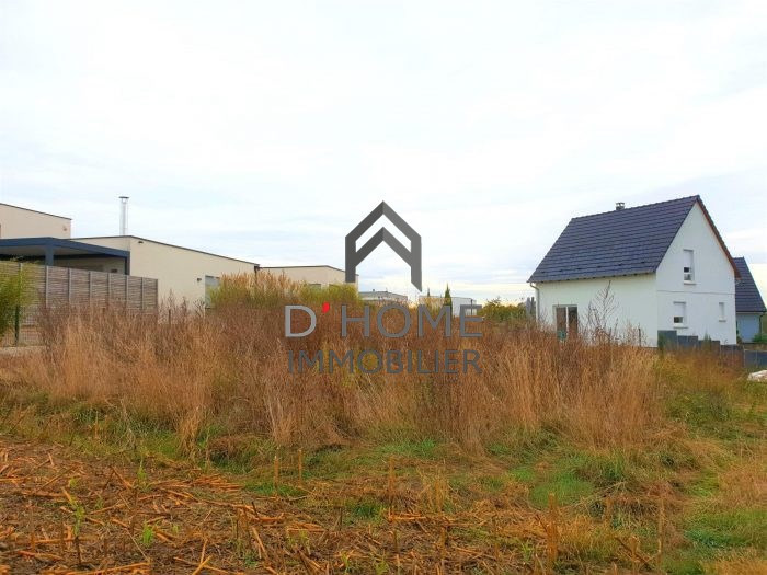 Vente terrain Mommenheim 112 350€ - Photo 2
