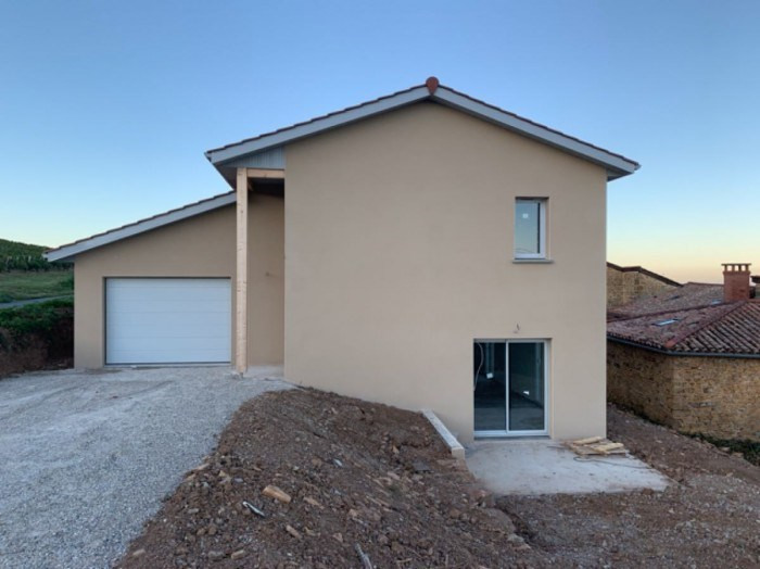 Vente maison / villa Theizé 330000€ - Photo 3