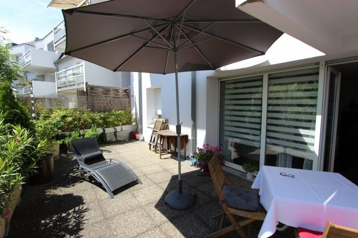 Sale apartment Strasbourg, robertsau 140 400€ - Picture 1