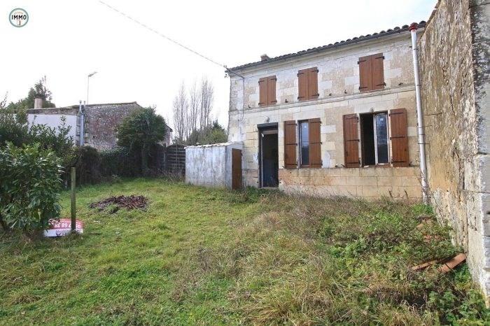 Sale house / villa Saint-fort-sur-gironde 66000€ - Picture 2