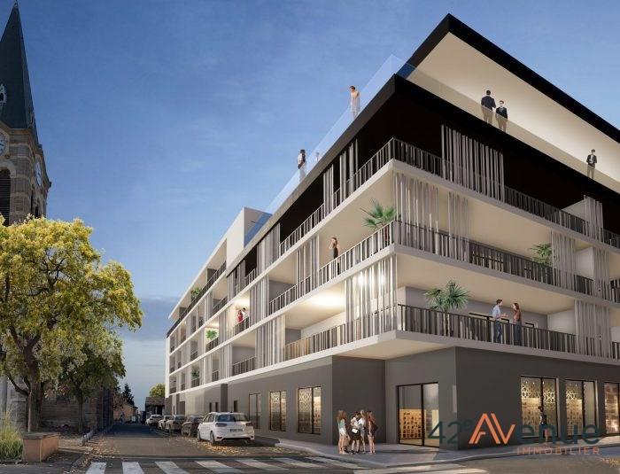 Deluxe sale apartment La talaudière 211000€ - Picture 3