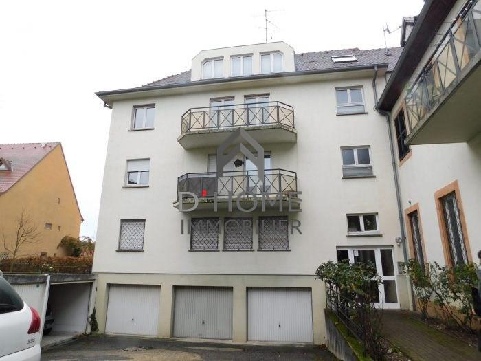 Vendita appartamento Saverne 171200€ - Fotografia 1