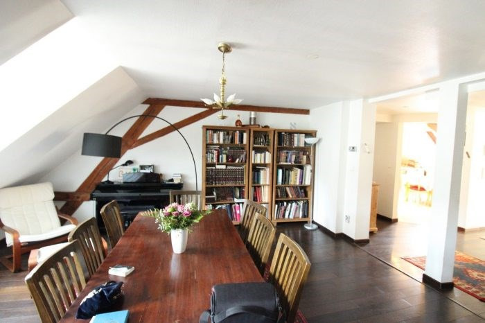 Deluxe sale apartment Strasbourg, contades 679 800€ - Picture 2