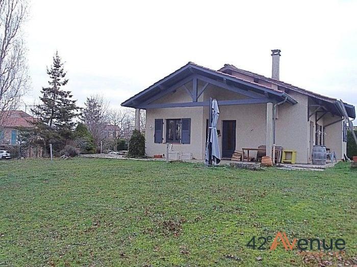 Venta  casa Lézigneux 275000€ - Fotografía 12