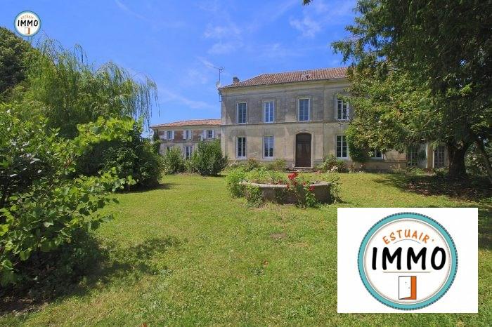 Deluxe sale house / villa Saint-fort-sur-gironde 599000€ - Picture 19