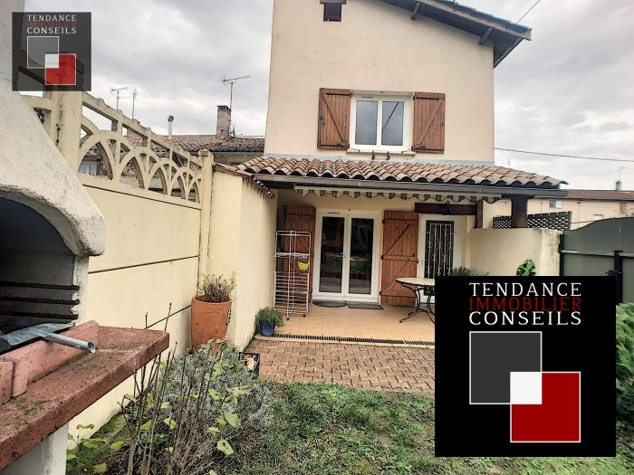 Sale house / villa Gleizé 270000€ - Picture 9