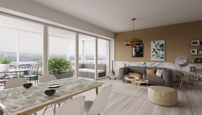 Vente appartement Strasbourg 123 255€ - Photo 2