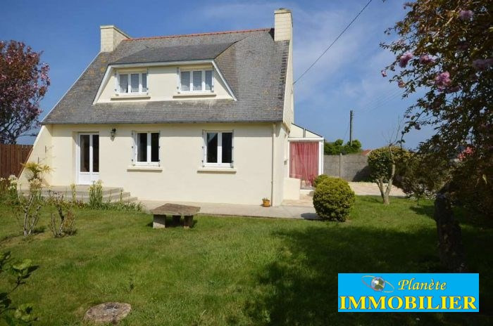 Vente maison / villa Beuzec-cap-sizun 125520€ - Photo 1