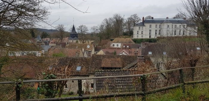 Vente maison / villa Breuilpont 380000€ - Photo 8