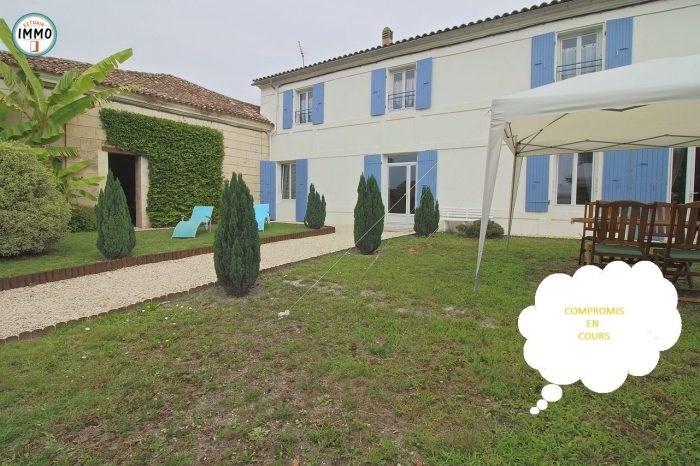 Vente maison / villa Saint-fort-sur-gironde 229190€ - Photo 1
