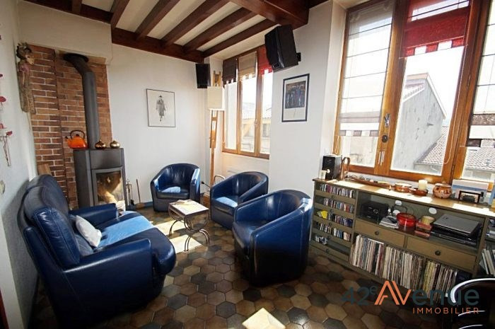 Продажa квартирa Saint-étienne 165000€ - Фото 4