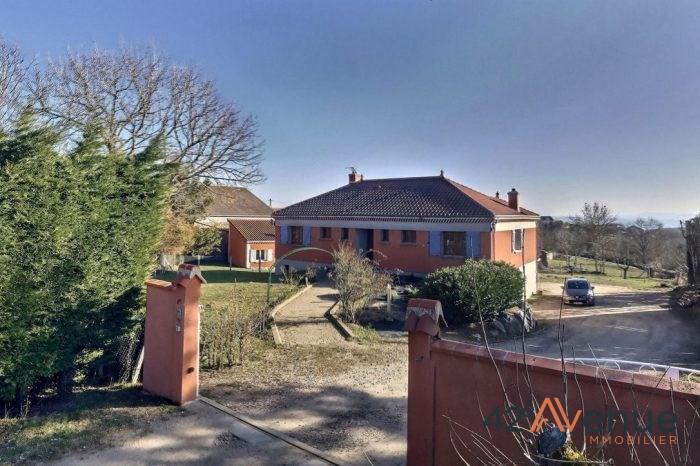 Vente maison / villa Saint-maurice-en-gourgois 275000€ - Photo 1